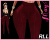 """Pants Red Velvet RLL"