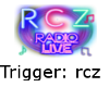 RCZ : Trigger