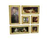 Downton Abbey wall art