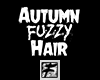 ~F~  Fuzzy Hair - Autumn