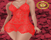 RLL dress red lace