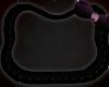 ⛧: Goth Kitty WallSeat