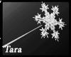 Snowflake Wand