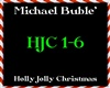 MichaelBuble'~HollyJolly