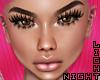 !N J22 Mesh+Lashes+Brows