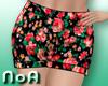 *NoA*Flower Mini Skirt 3