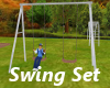 Playground Swing Set