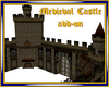 Medieval castle add-on