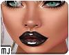 Joy 2 Black Sparkle Lips