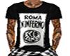 Roma N'Inferno maglietta