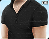 Black Fit Cotton Shirt