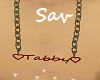 Tabby Name Necklace(Req)