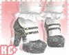 Kol Shoes Valentine Blk