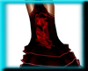 dragon blood moon skirt
