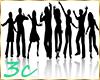 [3c] Crip Walk Dance