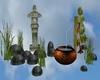 Oriental Garden Feature