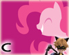 (C) Pinkie Pie Frame