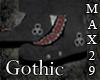 Gothic Running Sneaker