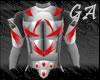 GA Ash M Armor Top