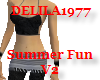 Summer Fun v2-Blk/grey