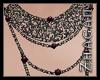 [Z] Rey Necklace wine