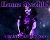Shirt Neon Purple Stars