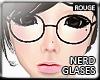  2' Nerd Glasses