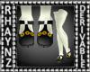 Kid Shoes w/Stockings