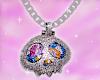 murakami skull chain