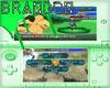 B| Green Nintendo 3DS