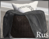 Rus Fall Pillow Basket