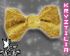 !KJ Royal Gold Bow Tie