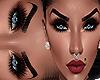 Black Kardashian Eyebrow