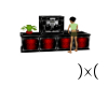 )x(Red: Coffee Counter