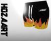 SoleBoy Blk Shorts