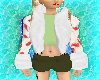 !GC! Candy Cane Fur Coat