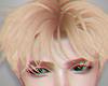 髪. Bangs Blonde