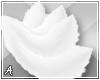A| White Kitsune Tails