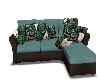 (V) Snake Sofa
