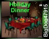 [BD] Holiday Dinner