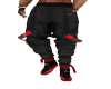 Tactical Pants Red