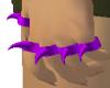 Purple Claw ringz[left]