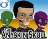 Anyskin Skull -Mens v1a