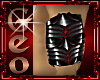 Geo Black Dragon Bicep L