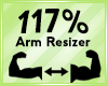 Arm Scaler 117%