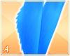 A| Blue Leg Fluff 2