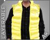~AK~ Ski Vest: Yellow