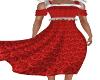 Annie Red Dress