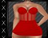 Red Romantic Dress
