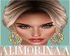 A- Gold Earrings